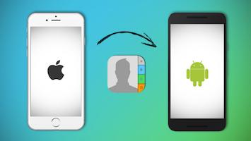 Cách chuyển tất cả danh bạ từ iOS sang Android mà không cần dùng đến ứng dụng