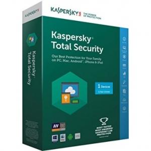 Kaspersky Total Security 1 máy tính